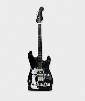 Mick Jagger Guitare Électrique miniature 02