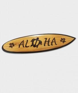 Planche de Surf  Aloha Tortue 02