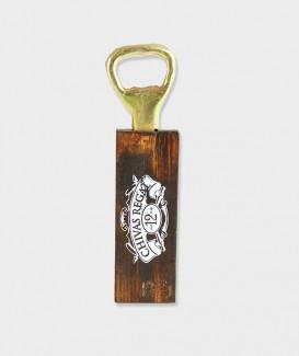 Poignée en bois décapsuleur Chivas regal