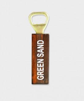 Poignée en Bois Décapsuleur ou Green Sand