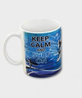 mug keep calm verso