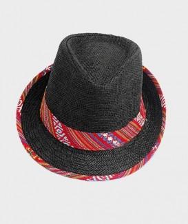 Chapeau style Panama forme...