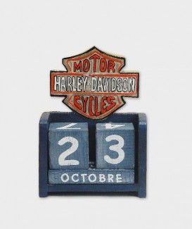 calendrier harley davidson