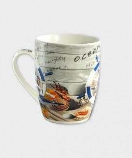 mug marine barre de bateau