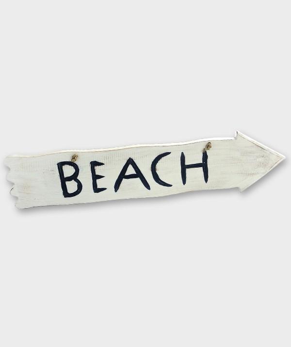 plaque blanche beach