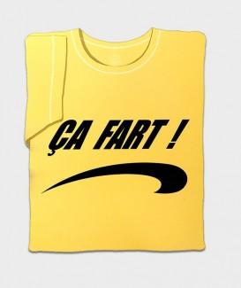 """T-SHIRT """"CA FART"""""""