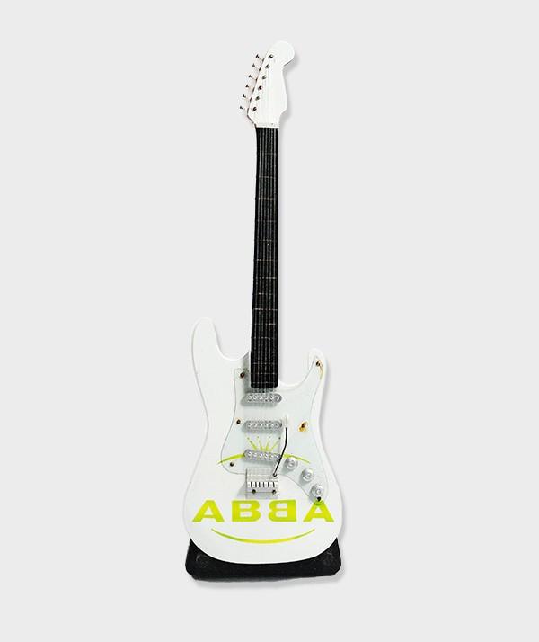 Guitare Électrique abba mignature 01