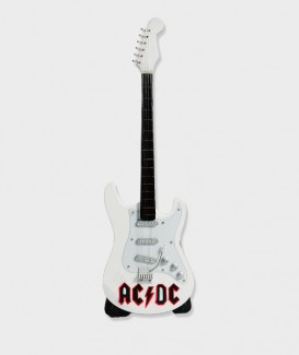 Guitare Électrique miniature ACDC 02