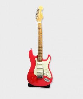 Jimi Hendrix Guitare Miniature